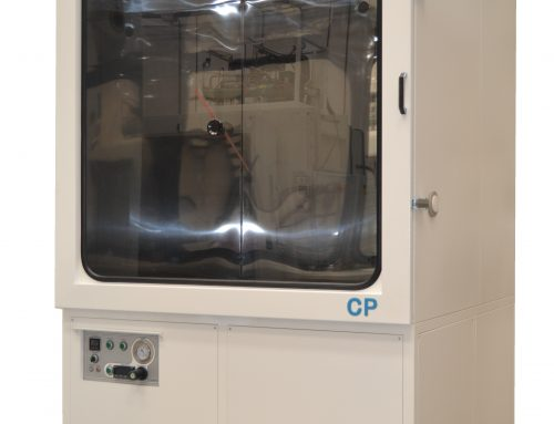 DUST TEST CHAMBER, CP SERIES