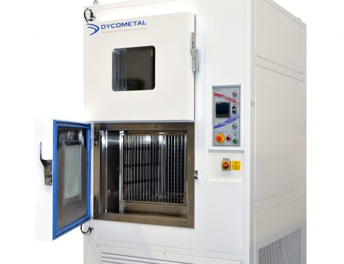 THERMAL SHOCK TEST CHAMBER. CRT2V SERIES