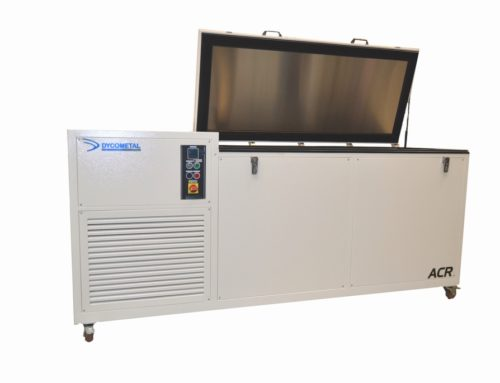 FORCED AIR FREEZER CHEST. ACR SERIES