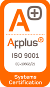 APPLUS ISO 9001 Dycometal